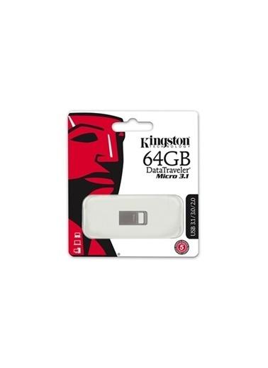 Kingston Kingston 64Gb Dtmcro Usb3.13.0 Dtmc364 Renkli